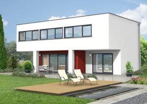 Bauhaus 140m²