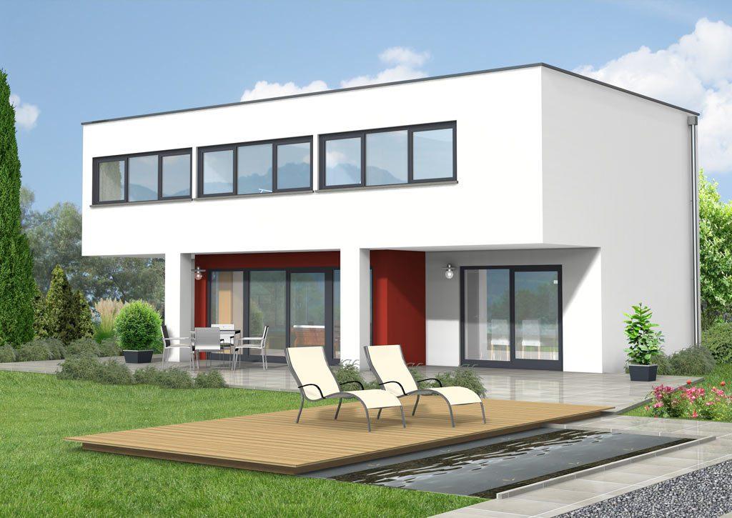 Vorgeplante Häuser 1