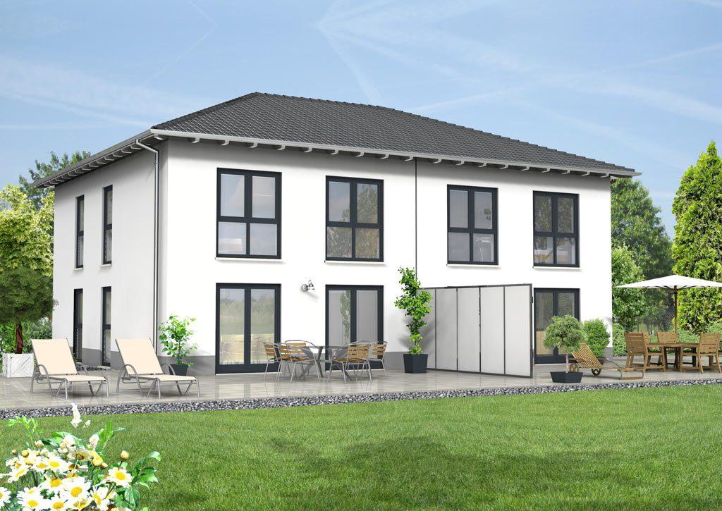 Vorgeplante Häuser 2