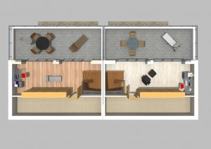 Doppelhaus 170 m² 3