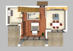 Bauhaus 140 m² 3