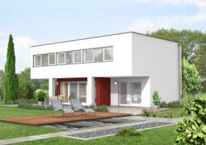 Bauhaus 140 m² 1