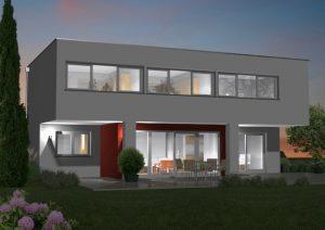 Bauhaus 140 m² 2