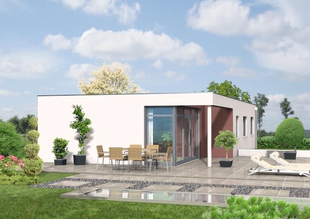 Bungalow 90 m² 1