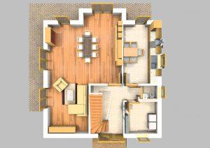 Klassisches Haus 145 m² 2