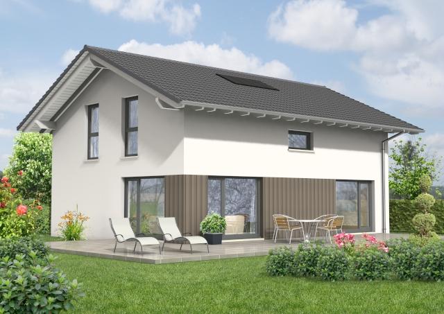 Landhaus 140 m² 1