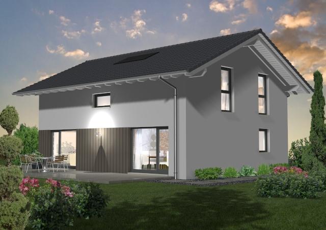 Landhaus 140 m² 2