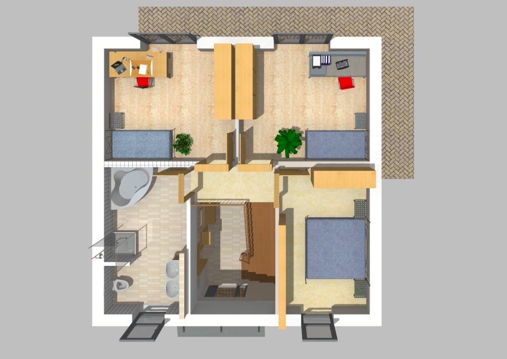Stadthaus 120 m² 4