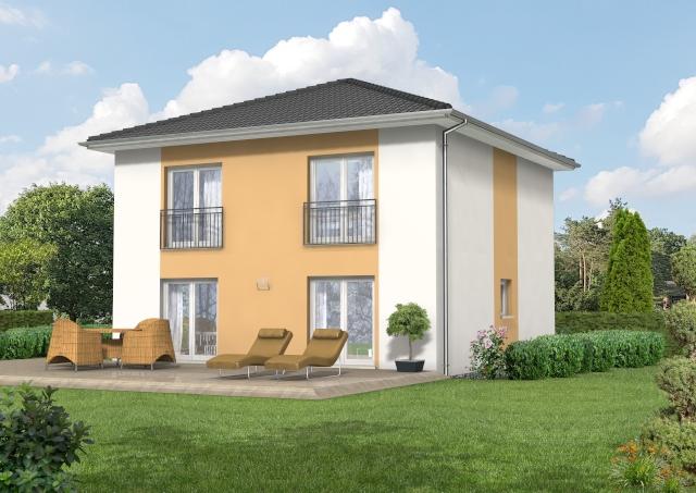 Stadthaus 120 m² 1