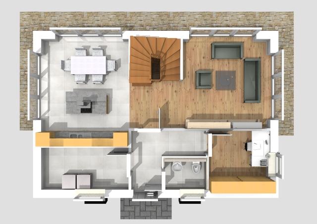 Klassisches Haus 130 m² 2