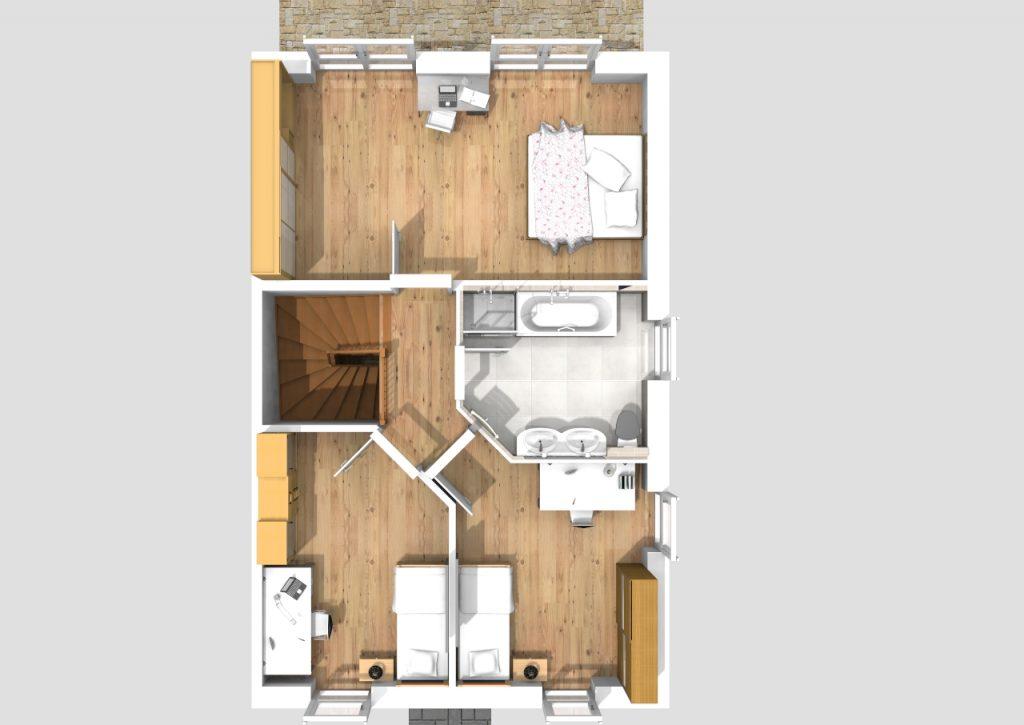 Doppelhaus 120 m² 4