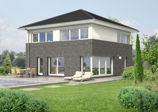 Stadthaus 130 m² 1