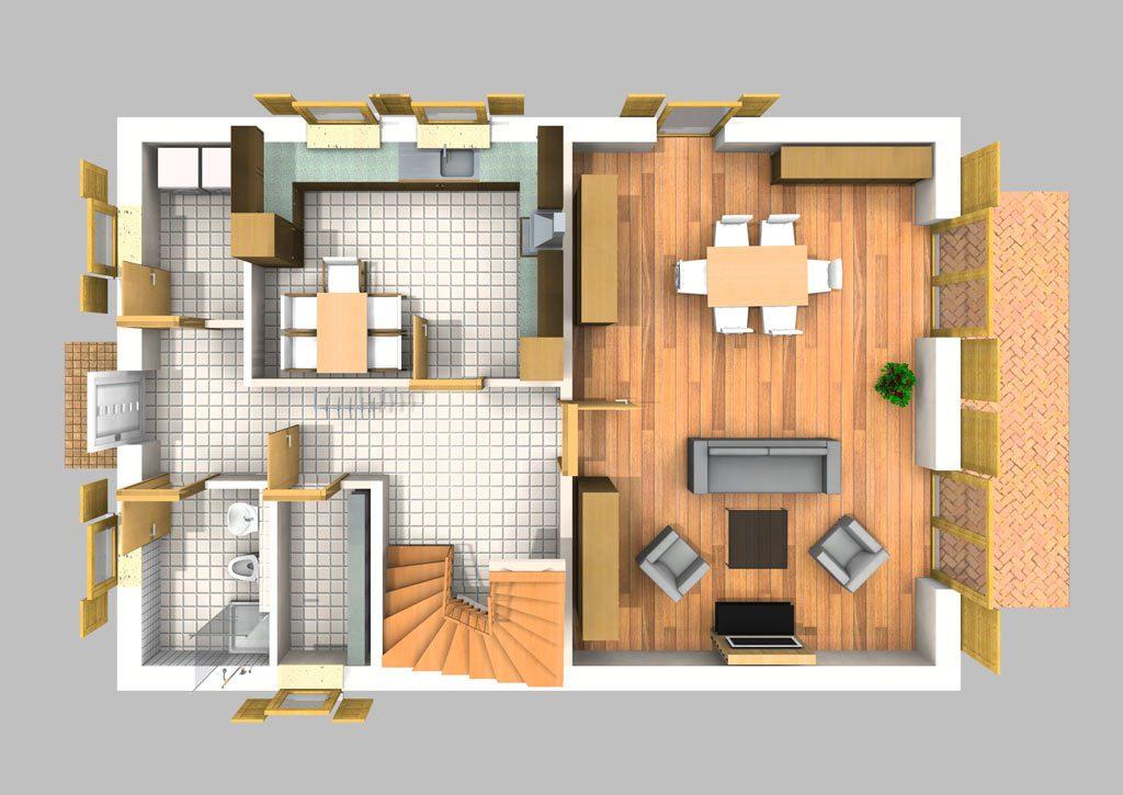 Landhaus 155 m² 3