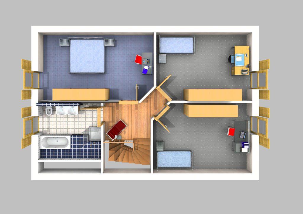 Landhaus 155 m² 4