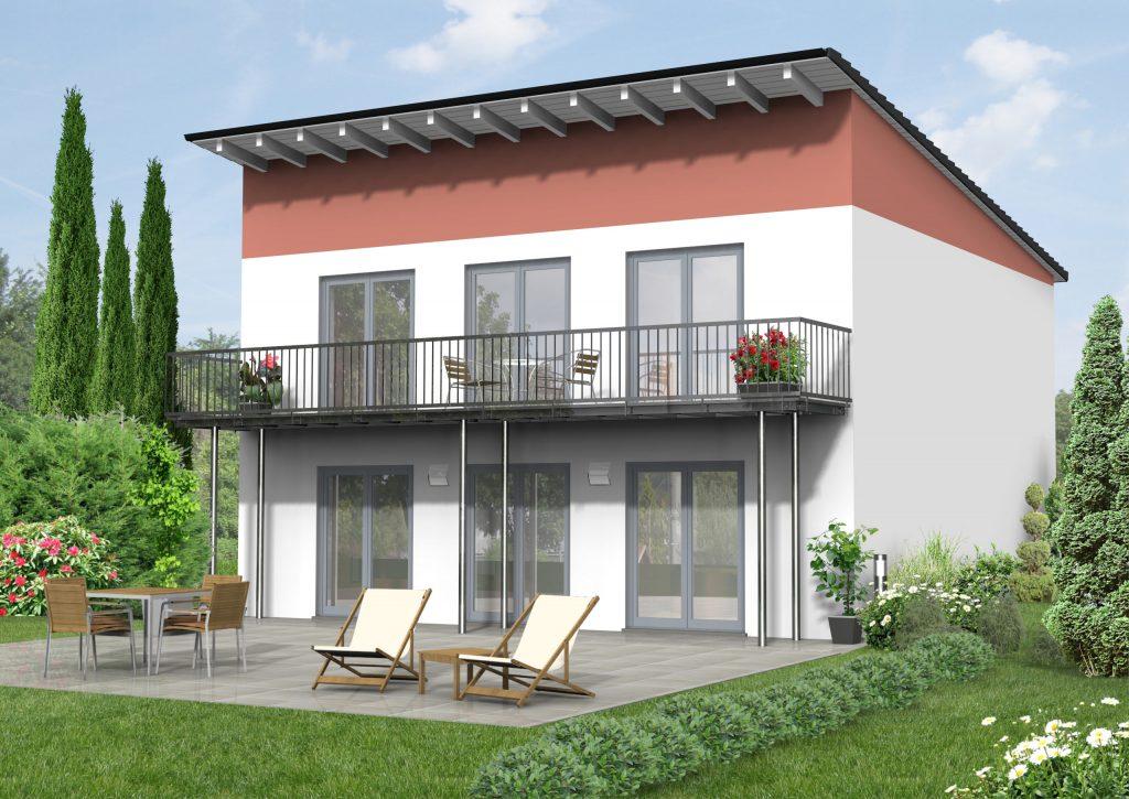 Vorgeplante Häuser 4