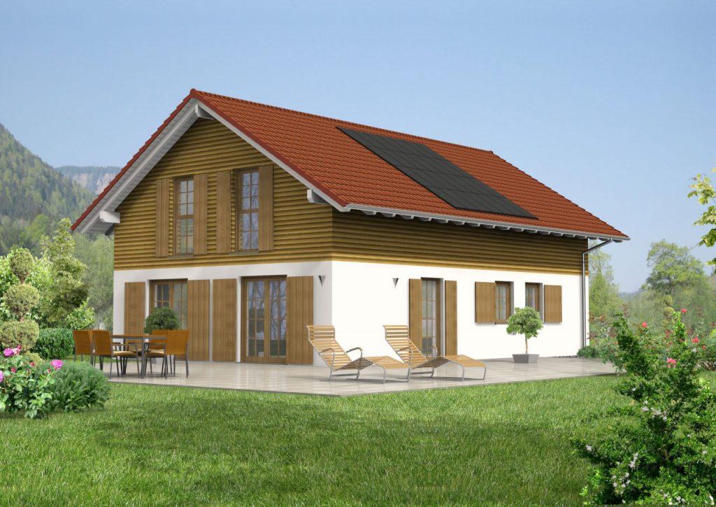 Landhaus 155 m² 1