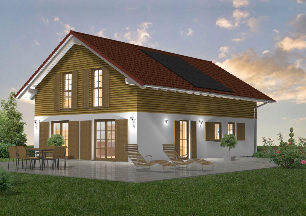 Landhaus 155 m² 2
