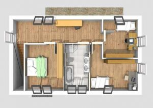 Klassisches Haus 135 m² 3