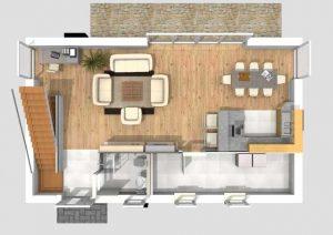 Klassisches Haus 135 m² 2
