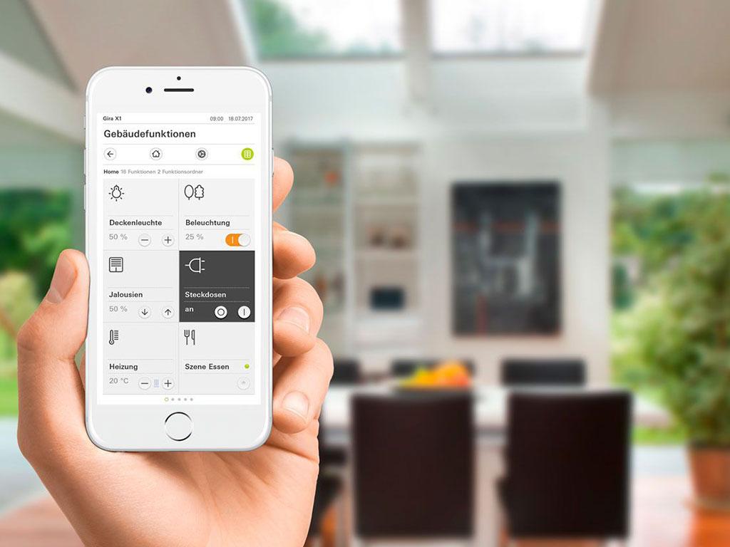 Mit Hausautomation zum intelligenten Haus
