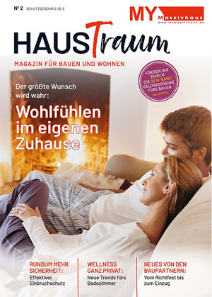 Kundenmagazin Haustraum 1