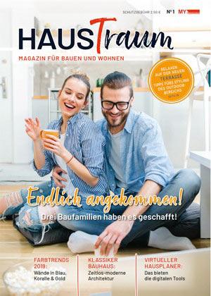 Kundenmagazin Haustraum 2