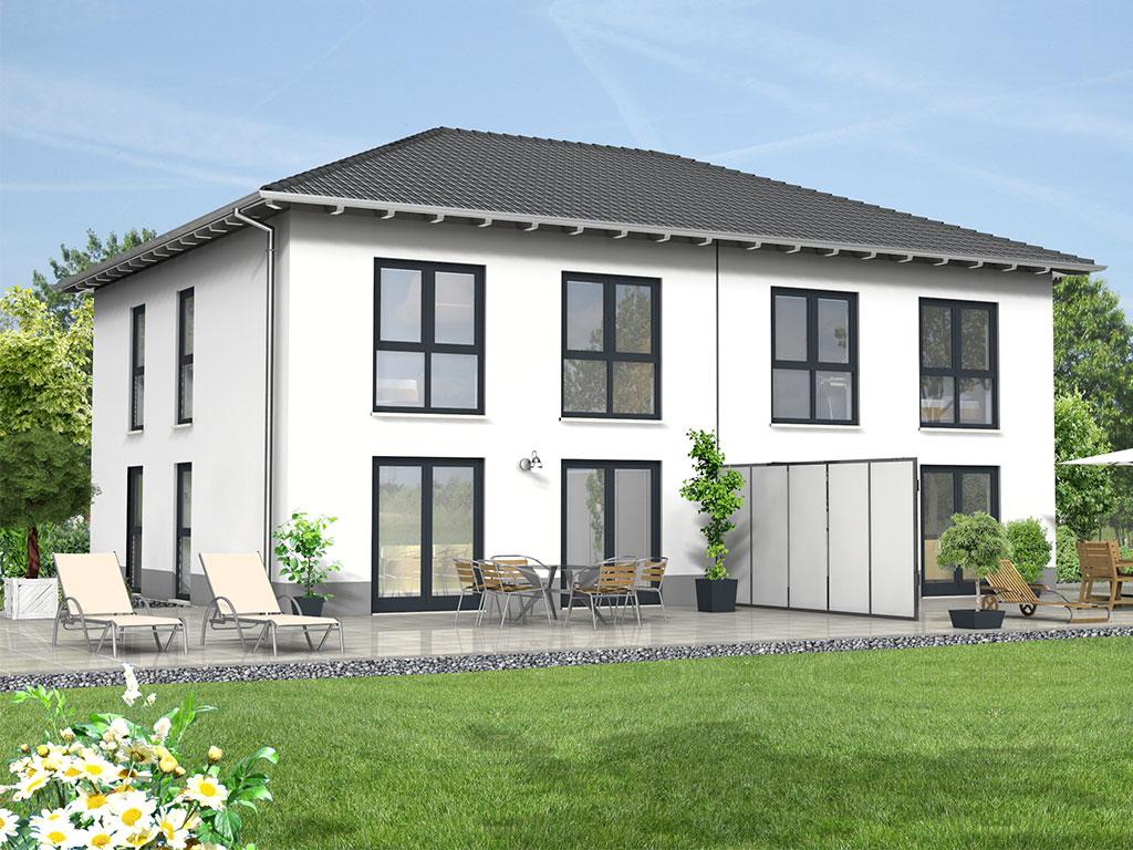Doppelhaushälfte oder Eigentumswohnung