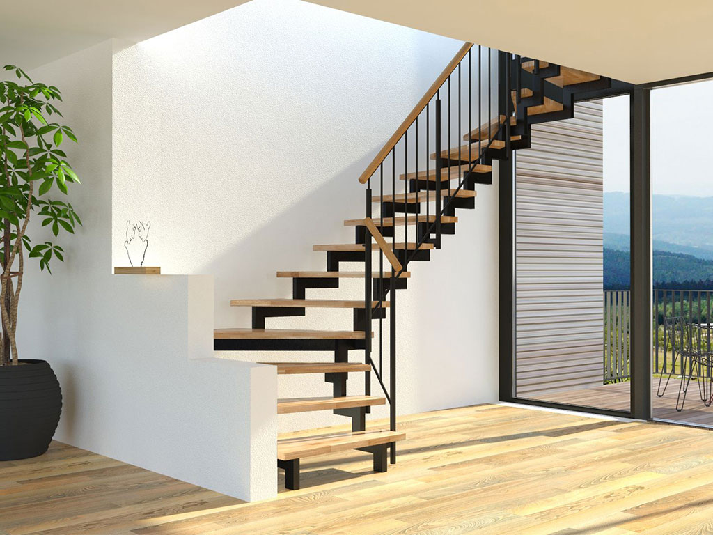Welche Treppenarten gibt es?