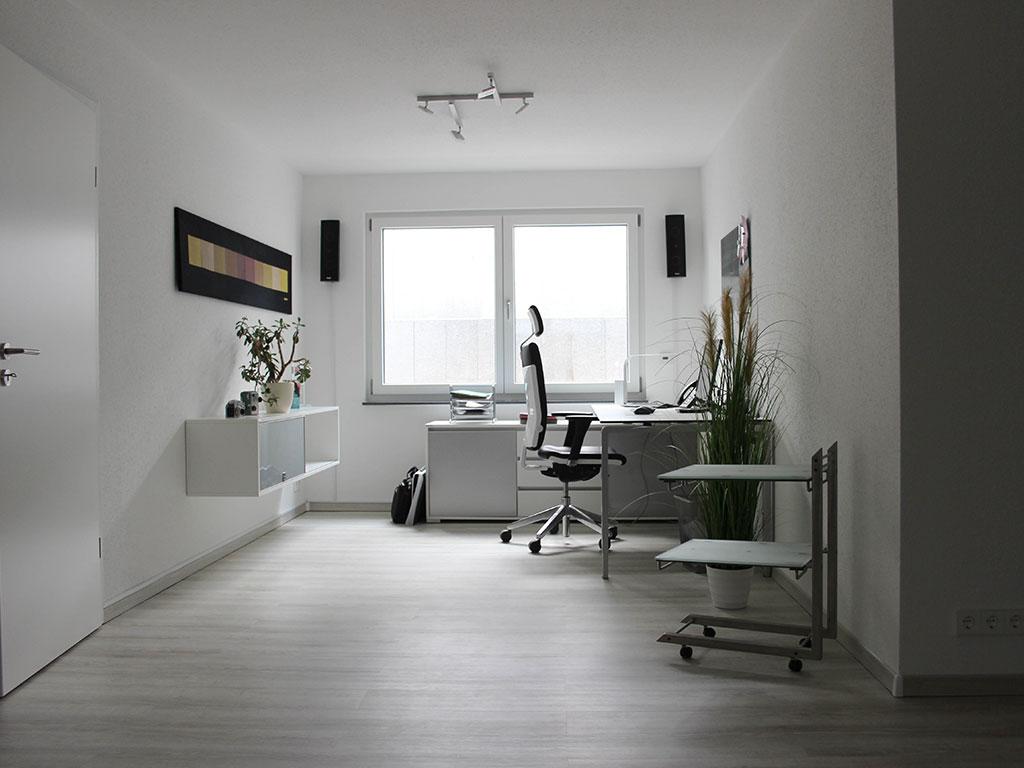 Haus mit Home-Office bauen
