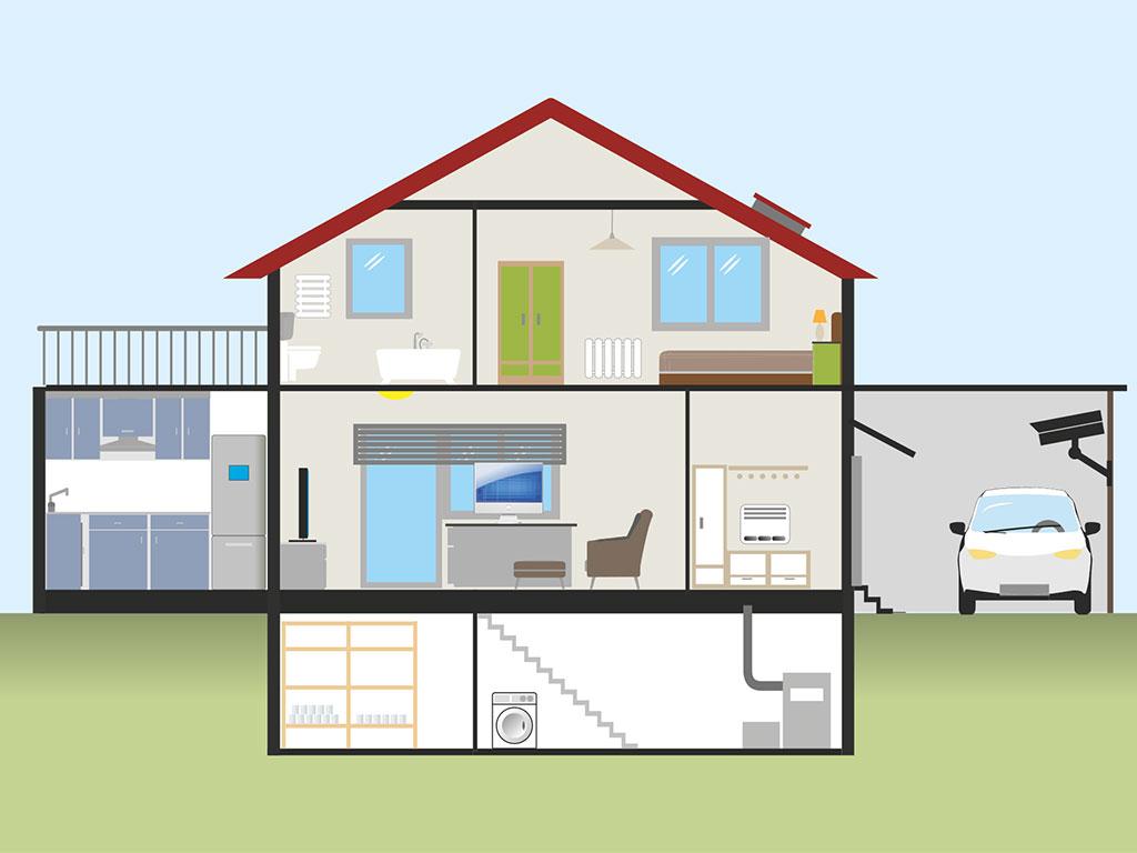 Haus bauen mit oder ohne Keller?
