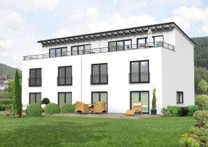 Doppelhaus 170m²