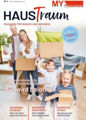 Kundenmagazin HausTraum N°4